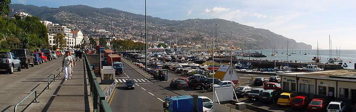 Фуншал, Мадейра