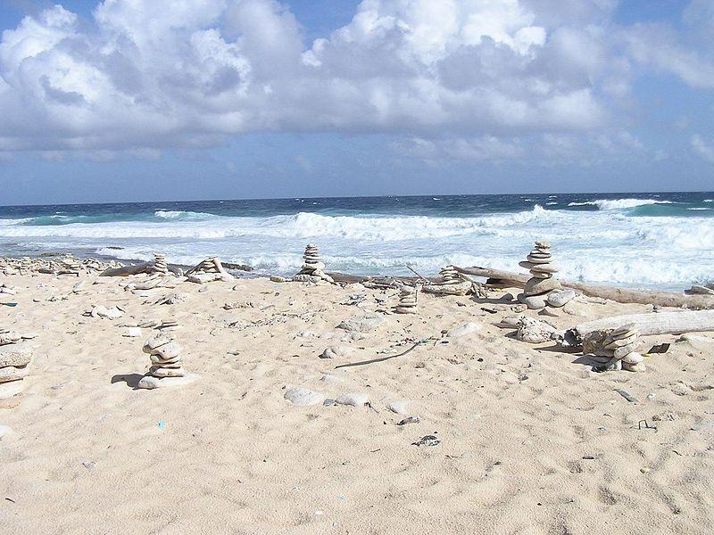 Аруба, пляж