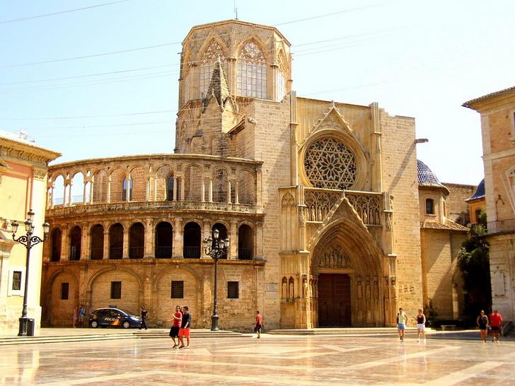 Собор Святой Марии, Валенсия