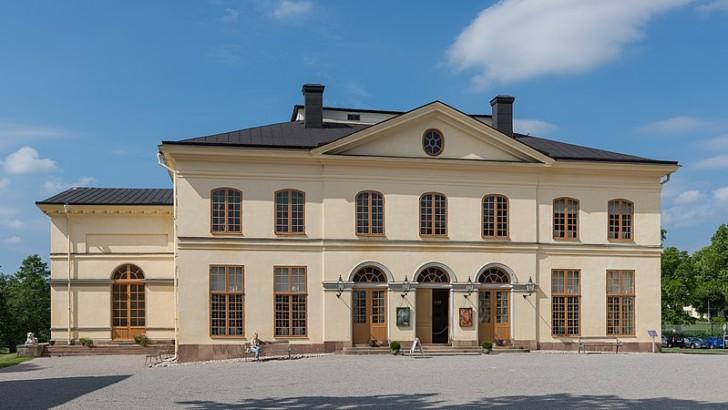 Дворцовый театр в Дроттнингхольме