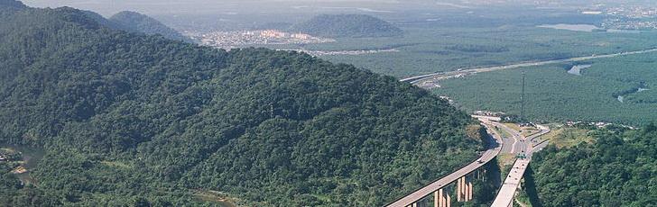 Шоссе Родовия дос Имигрантос, Бразилия