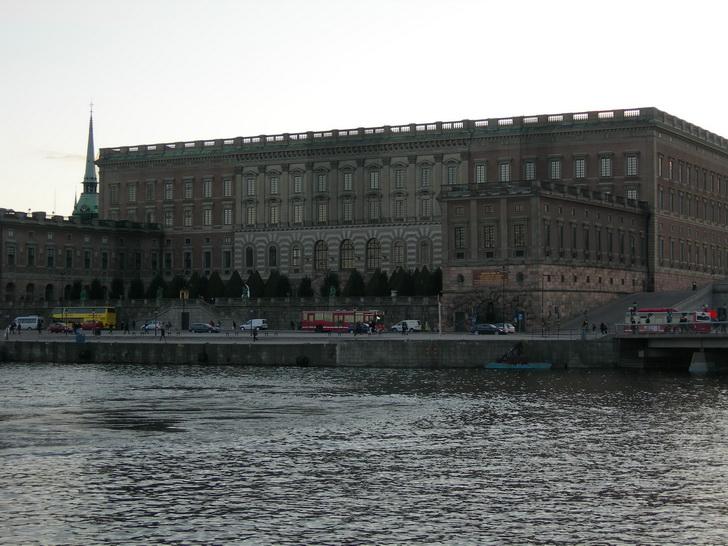 Королевский дворец, Стокгольм