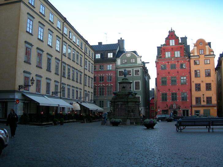 Стурторьет, Стокгольм