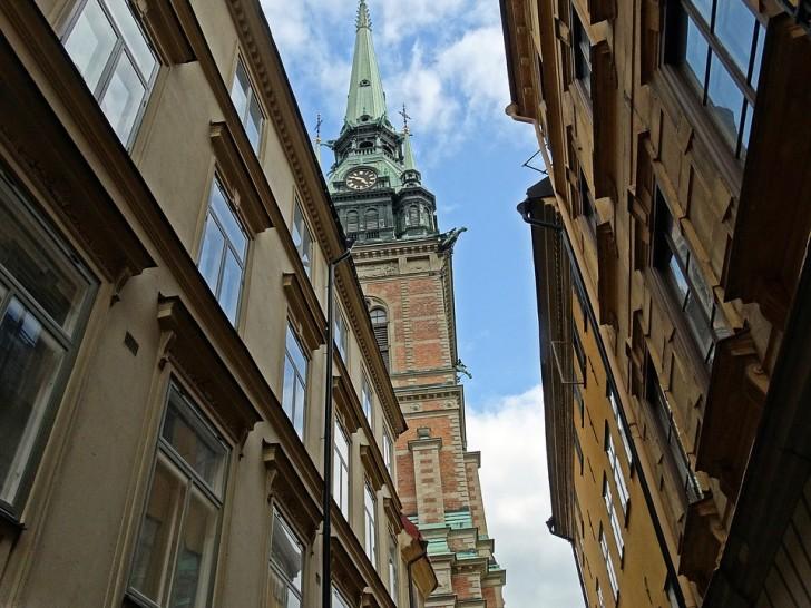 Немецкая церковь, Стокгольм