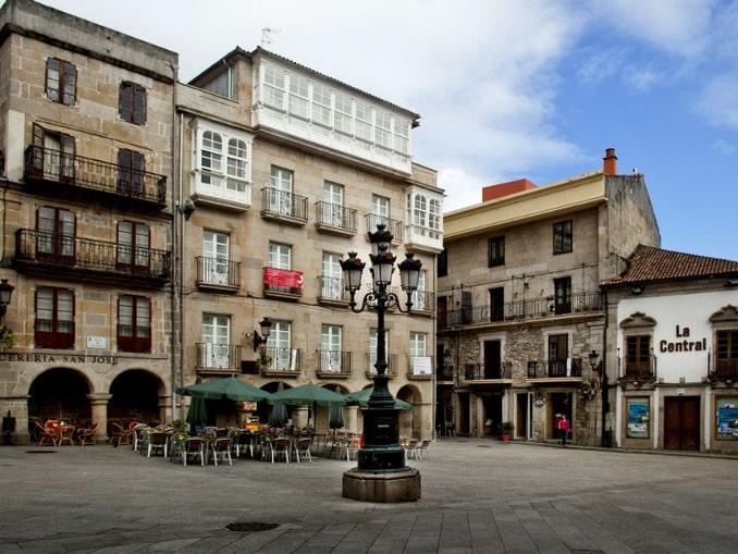 Старый город Виго, Испания