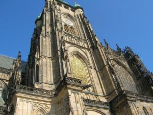 Архитектура собора Святого Вита