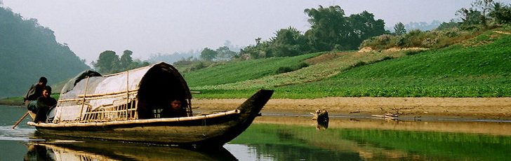 Бангладеш, река