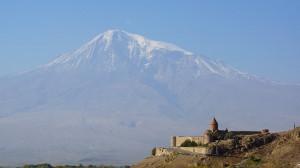 Монастырь Хор-Вирап и Арарат