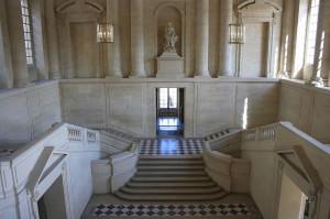 Лестница короля, Версаль