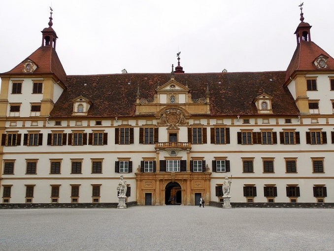 Замок Эггенберг, Штирия