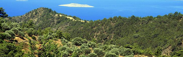 Греция: география и климат