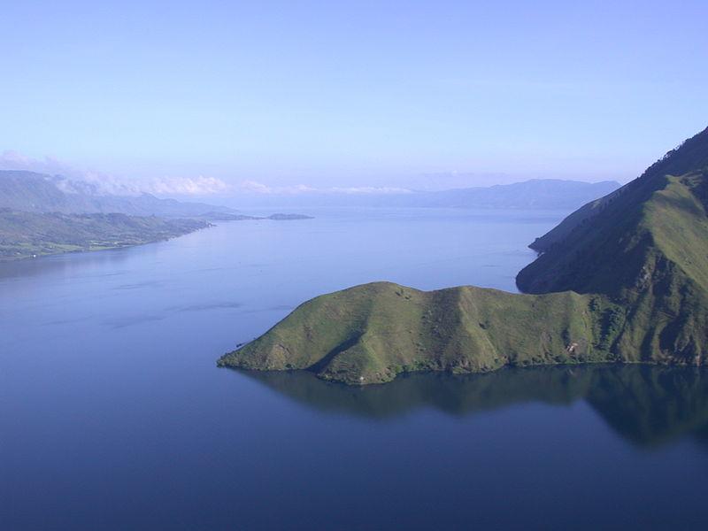 Озеро Тоба, Индонезия