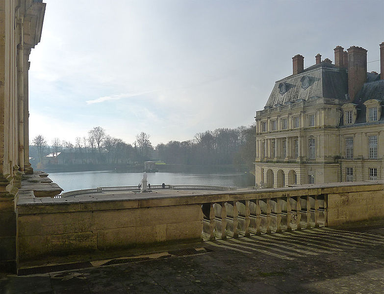 Fontainebleau, chateau, фото Mbzt / Wikimedia Commons