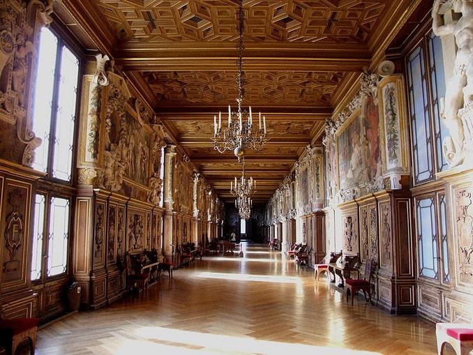 Галерея Франциска в Фонтенбло