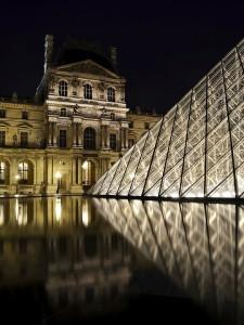 Лувр и Пирамида