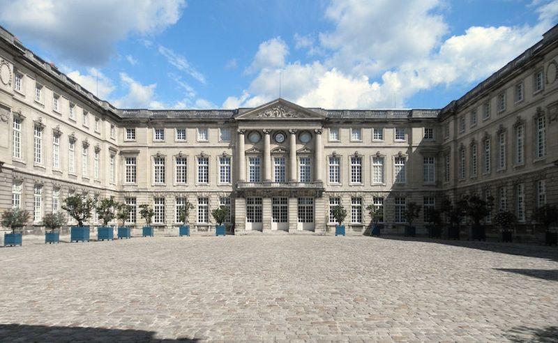 Компьенский дворец