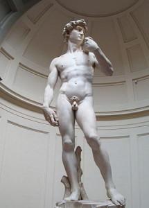 """Давид"" Микеланджело"