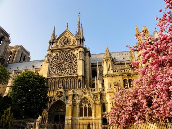 Нотр-Дам-де-Пари, Франция