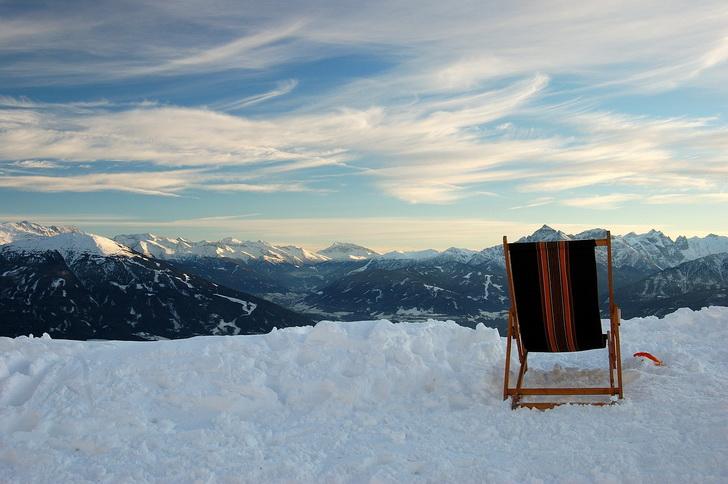 Инсбрук, горы