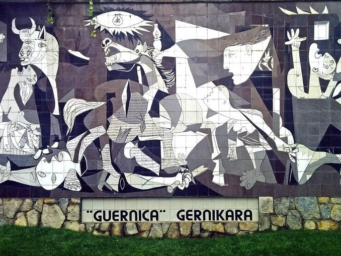 """""""Герника"""", Пабло Пикассо"""