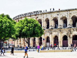 Ним, Римский амфитеатр