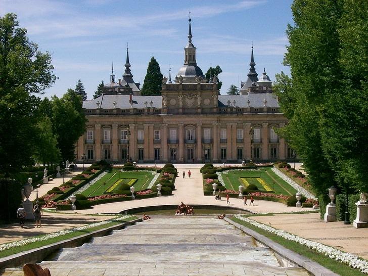 Дворец Ла-Гранха, Сеговия
