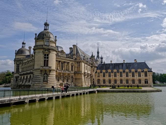 Дворец Шантийи, Франция