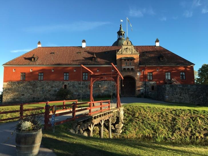 Замок Грипсхольм, Швеция