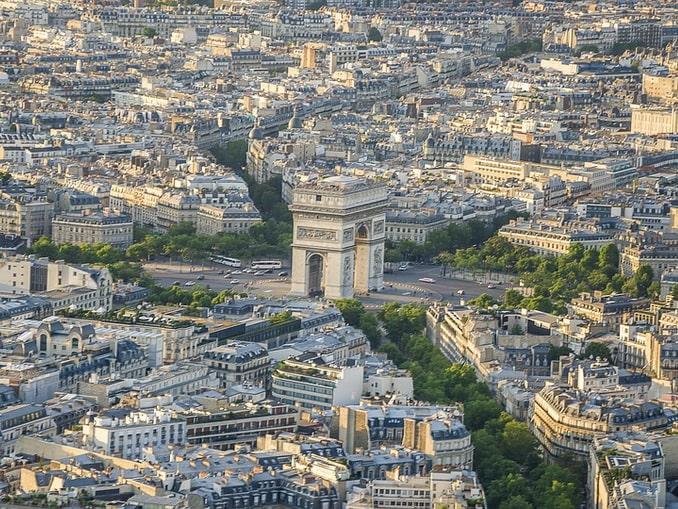 Париж - дает ли Франция визы на 5 лет
