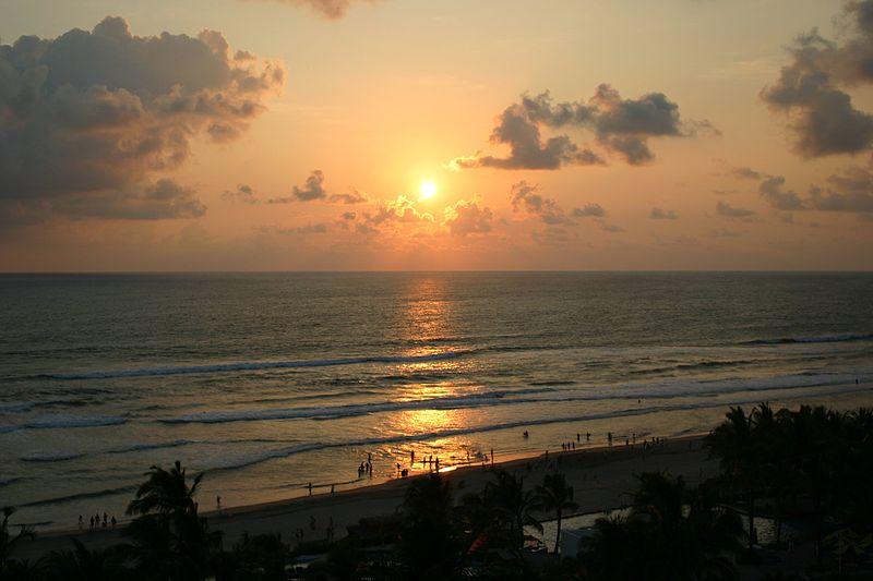 Акапулько, закат