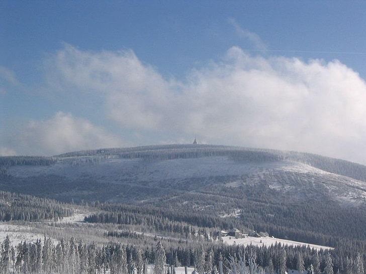 Черная гора, Крконоше