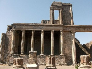 Помпеи, римская вилла
