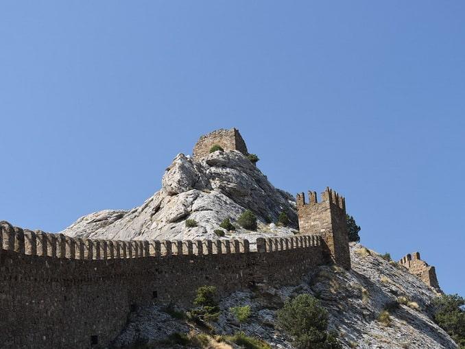 Судакская крепость - время работы в 2021 году