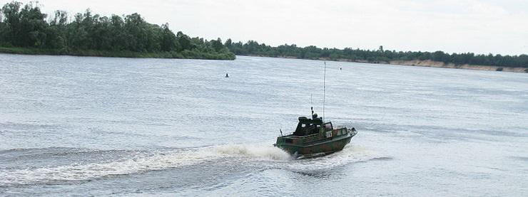 Река Днепр, Украина