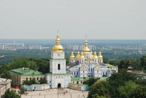 Киев, Михайловский собор