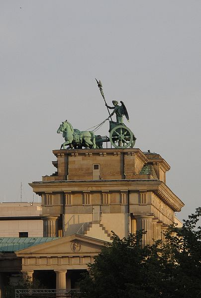 Квадрига Бранденбургских ворот