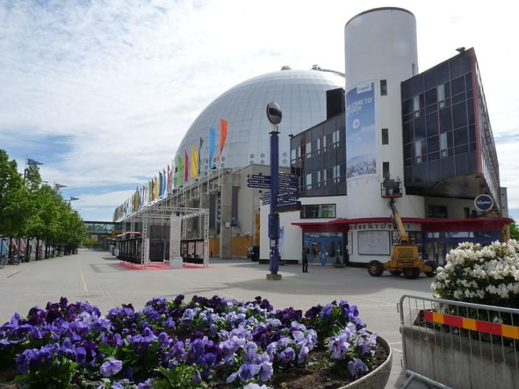 Арена Globen, Стокгольм
