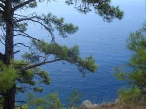 Море в Фетхие
