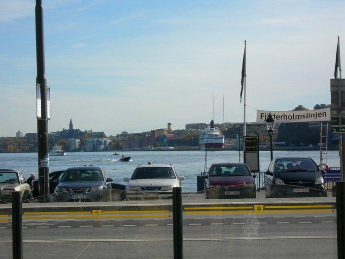 Скеппсброн, Стокгольм