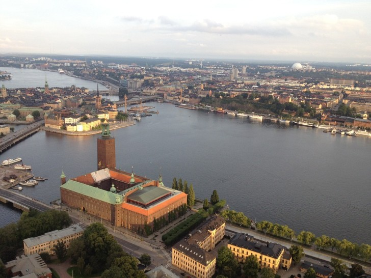 Стокгольм, Ратуша