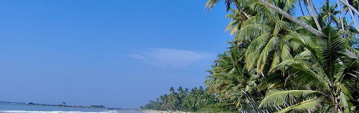 Пляж Матары, Шри-Ланка