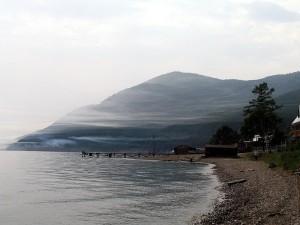 Берег Байкала, Ольхон