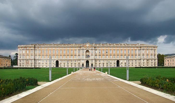 Дворец в Казерте, фото Tango7174 / Wikimedia Commons