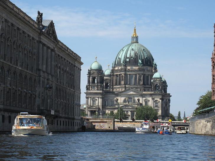 Берлин, Шпрее