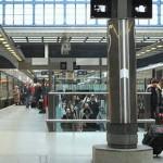 Вокзал Сент-Панкрас