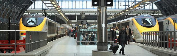 Евротоннель: из Лондона в Париж с ветерком