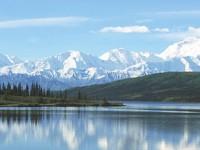 Денали и Чудесное озеро, фото BillC