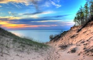 Озеро Верхнее, США