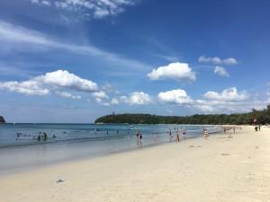 Пхукет, пляж