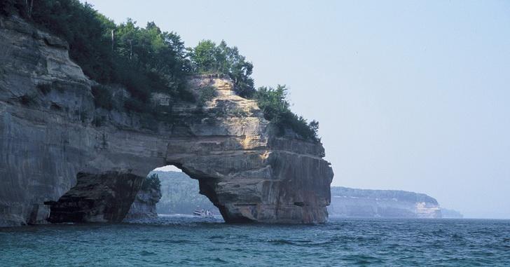 Озеро Верхнее - северный берег
